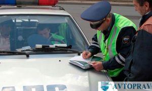 Лишение прав за передачу руля пьяному водителю