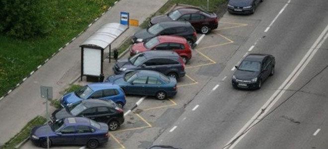 Штраф за парковку на автобусной остановке в 2019 году