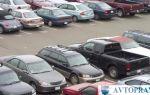 ДТП при выезде с парковки задним ходом