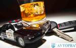 Лишение прав за алкогольное опьянение второй раз в 2021 году