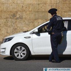 регистрация авто начинается с заполнения заявления