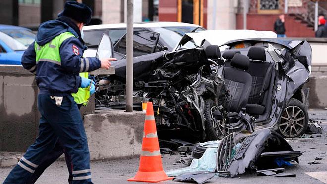 Что грозит за аварию с тяжкими телесными